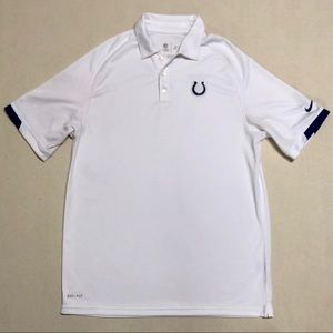 Indianapolis Colts - Nike OnField Men's Polo